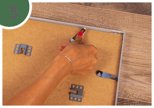Instructies voor puzzellijst 48 tot 2000 stukjes Stap 5