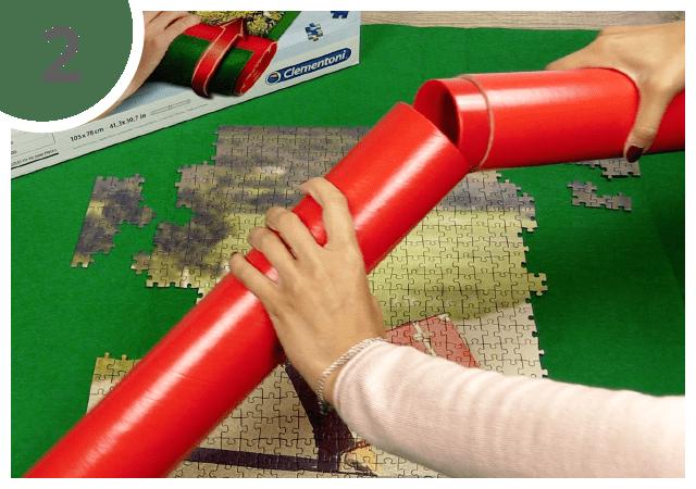 Puzzel mat gebruiksaanwijzing 2
