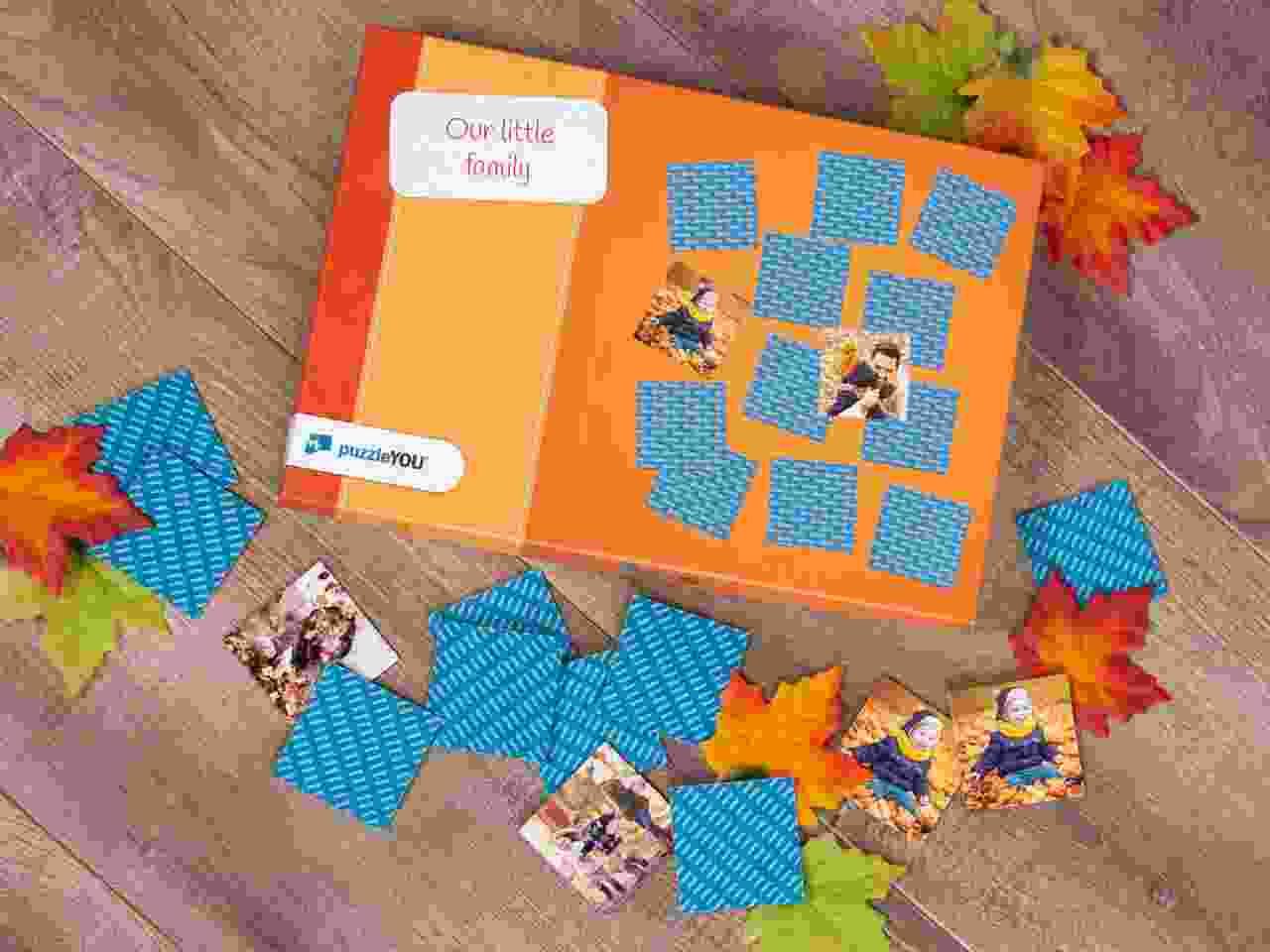 Memo spel met 36 kaarten