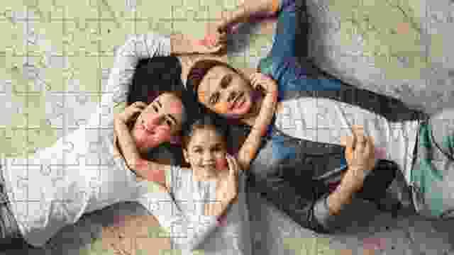 Puzzels maken je gelukkig