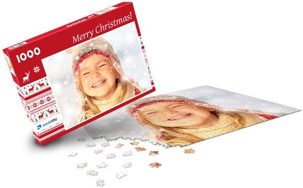 Puzzeldoos Kerst