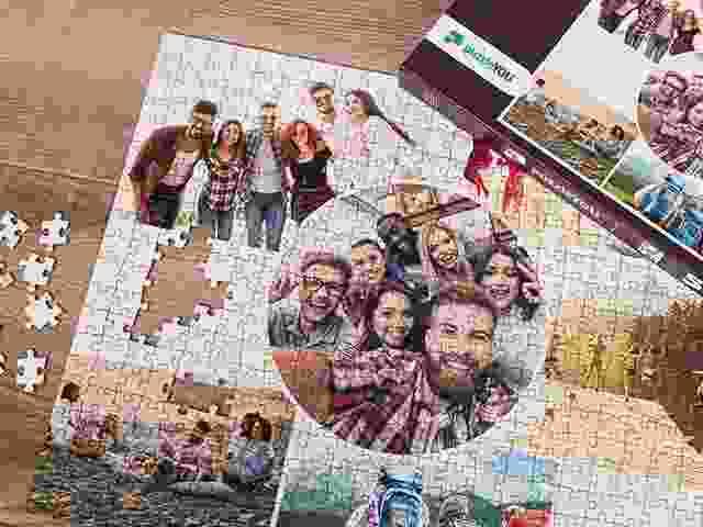 ideeën dankzij de Fotopuzzel Collage