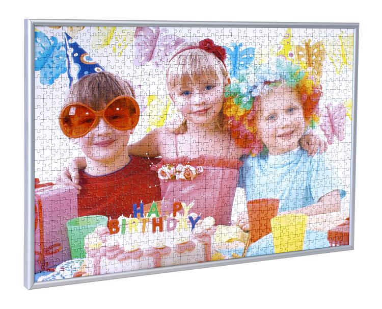 Lijst je fotopuzzel in met onze puzzellijsten