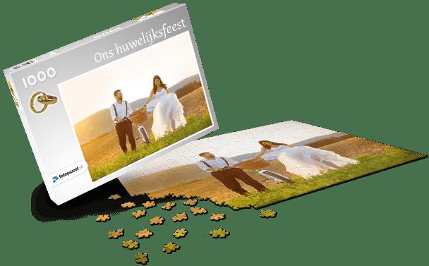 Puzzeldoos Huwelijk