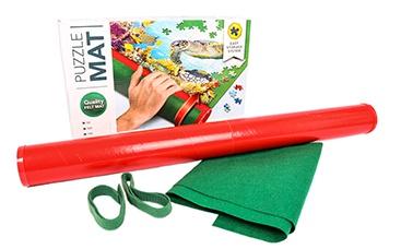 Puzzel mat gebruiksaanwijzing