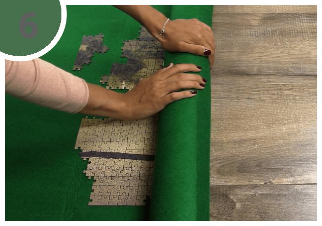 Puzzel mat gebruiksaanwijzing 6